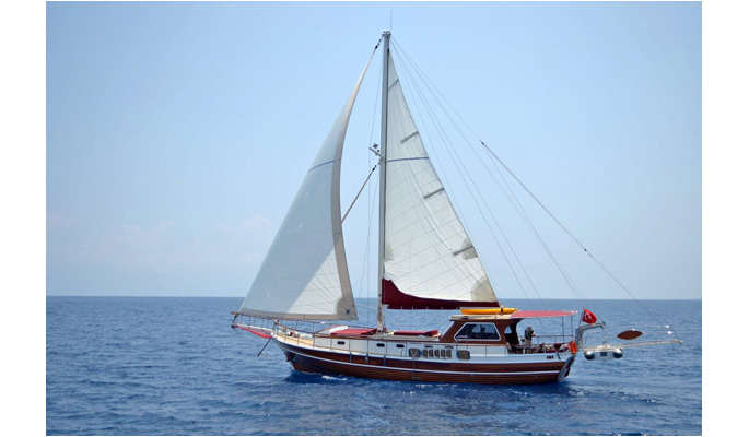 Gulet Sailing holidays in Turkey