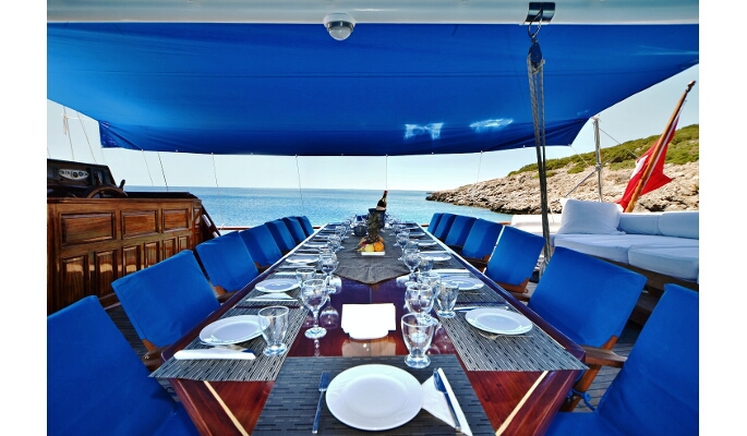 Cruising the idyllic bays and coves of the Turkish and Greek Aegean coastlines
