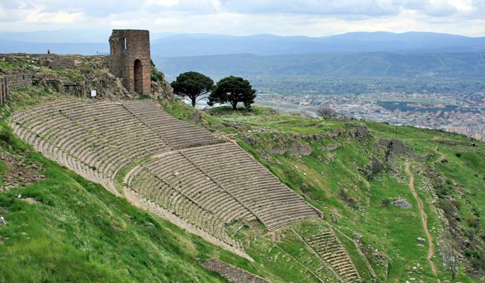 Amphitheatre at Pergamon