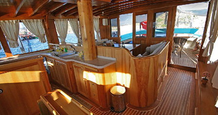 AYAZ | 20.60 Metres - 4 Cabins - Up To 8 Guests - Air Conditioned