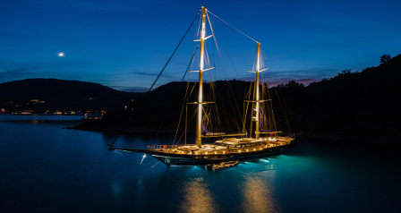 A New Private Gulet for Charter in True High Luxury Style