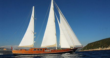 Super Luxury Gulet Charter in Turkey
