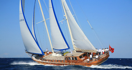 A Truly Outstanding Charter Yacht in Turkey