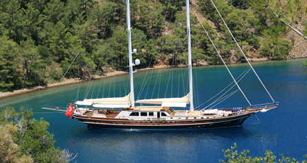 One of Turkey's Most Esteemed Super Luxury Gulets