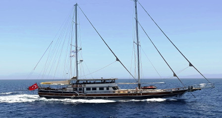 Superior Gulet Cruising in Turkey for Large Groups