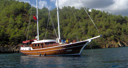 A beautifully Designed Luxury Gulet for Private Charter