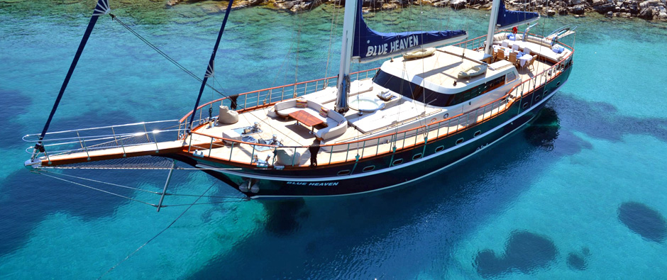 A Choice Selection Of Bodrum's Best Gulets With SJ Travel & Yachting